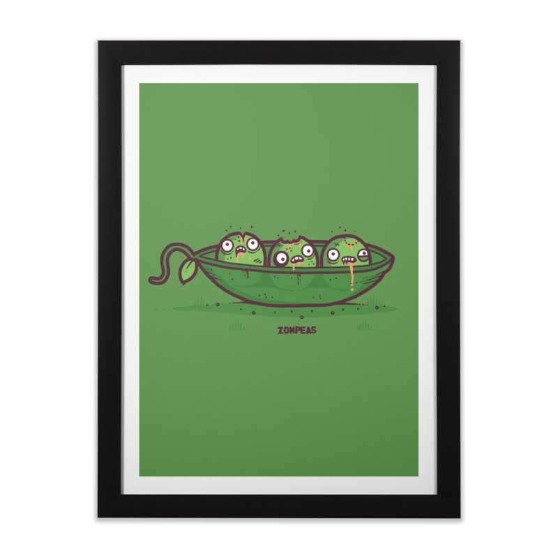 Zompeas Home Framed Fine Art Print by Randyotter