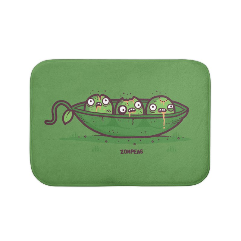 Zompeas Home Bath Mat by Randyotter