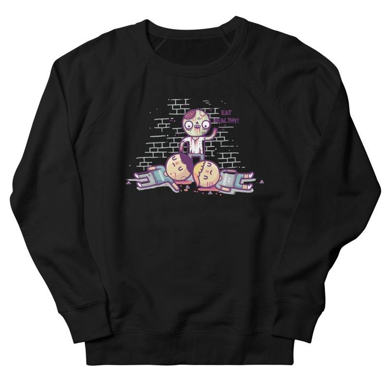 Eat flesh Women's Sweatshirt by Randyotter
