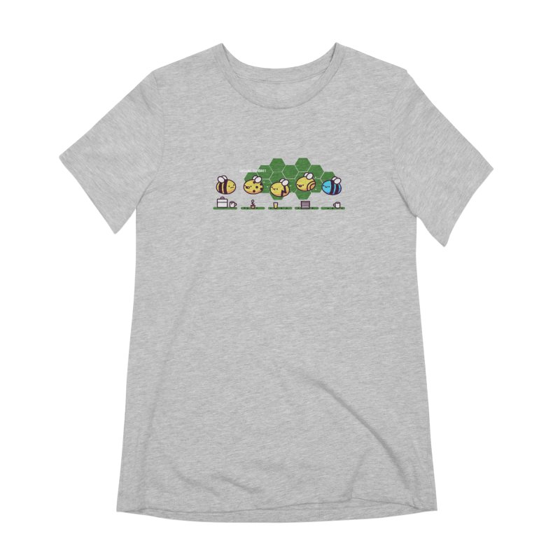 Casual Friday Women's Extra Soft T-Shirt by Randyotter
