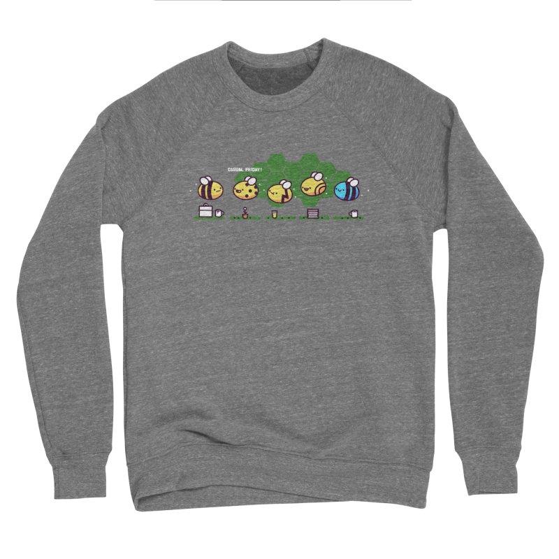 Casual Friday Men's Sponge Fleece Sweatshirt by Randyotter