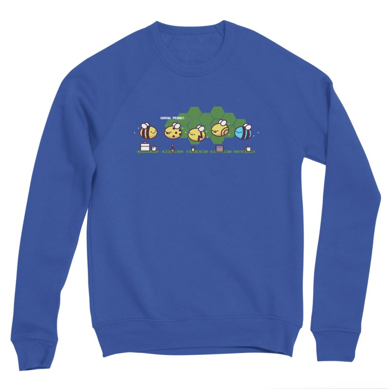 Casual Friday Women's Sponge Fleece Sweatshirt by Randyotter