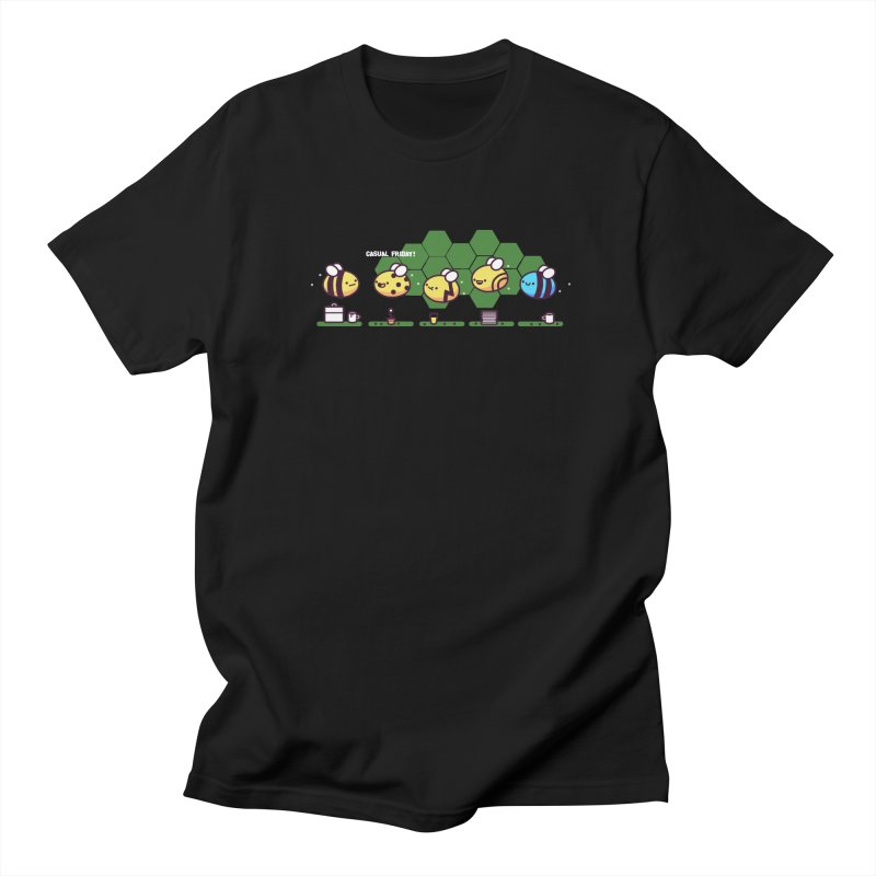Casual Friday Men's T-Shirt by Randyotter