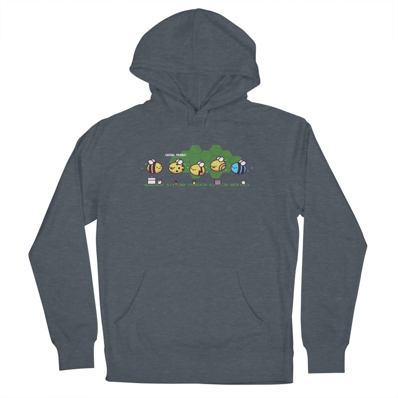 Casual Friday Men's French Terry Pullover Hoody by Randyotter