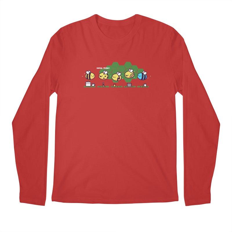 Casual Friday Men's Regular Longsleeve T-Shirt by Randyotter