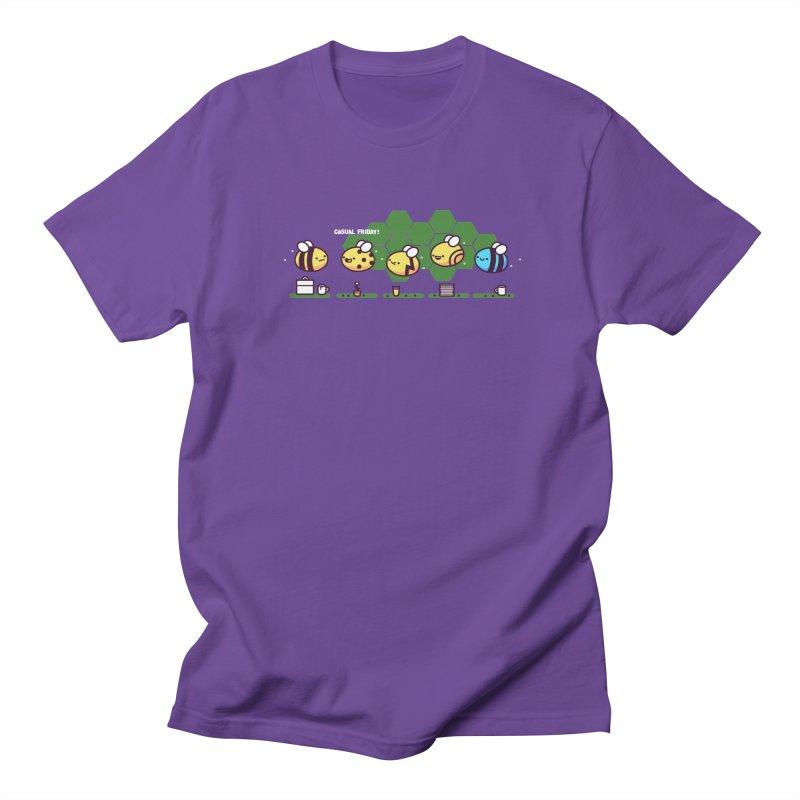 Casual Friday Men's Regular T-Shirt by Randyotter