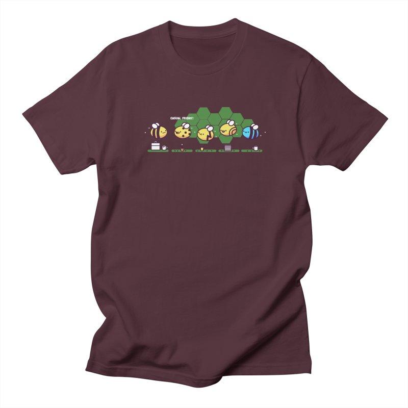 Casual Friday Women's Regular Unisex T-Shirt by Randyotter