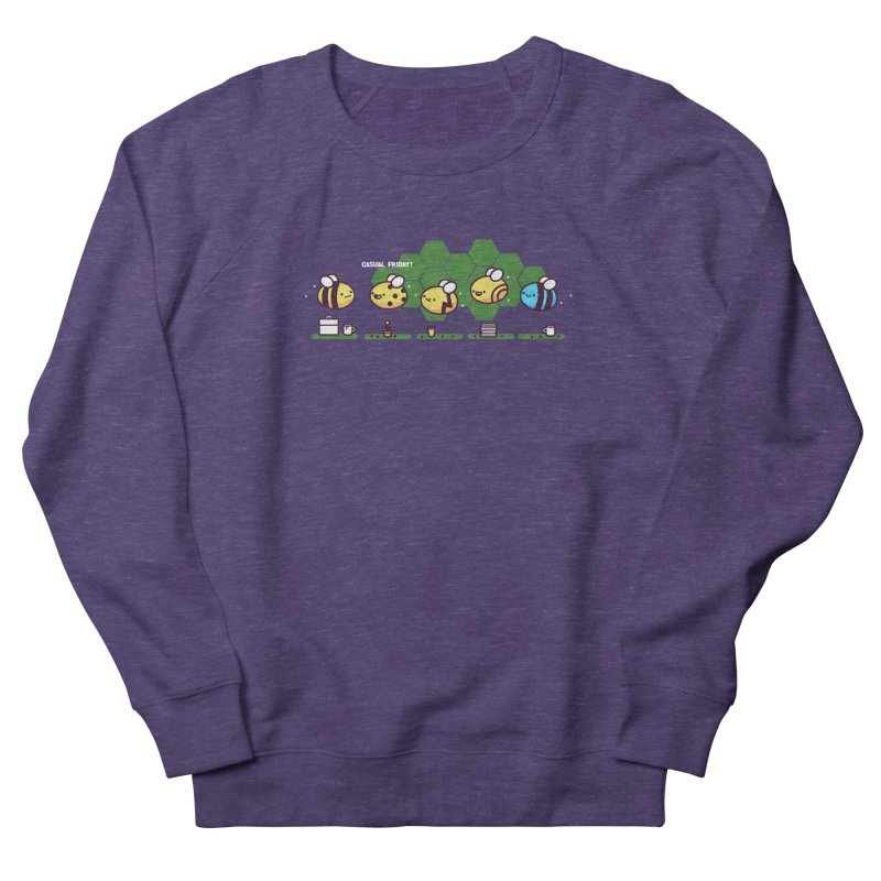 Casual Friday Women's French Terry Sweatshirt by Randyotter