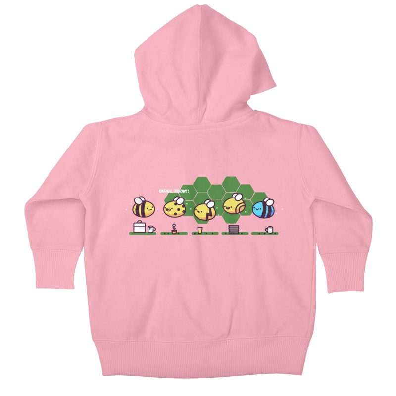 Casual Friday Kids Baby Zip-Up Hoody by Randyotter