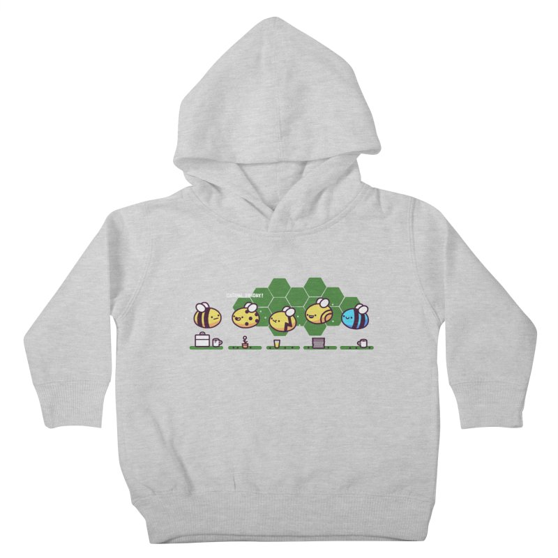 Casual Friday Kids Toddler Pullover Hoody by Randyotter