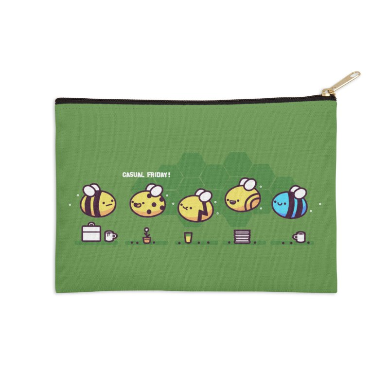Casual Friday Accessories Zip Pouch by Randyotter