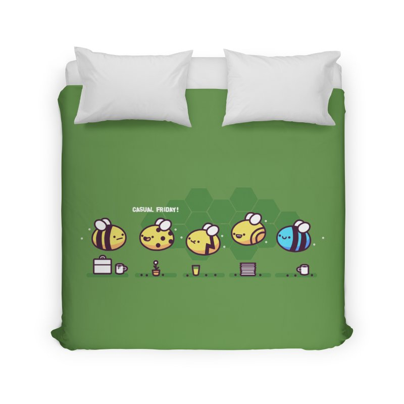 Casual Friday Home Duvet by Randyotter
