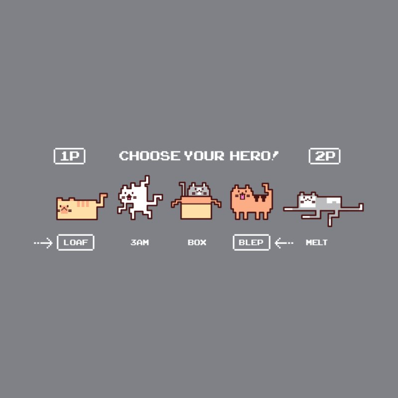 Choose your hero Men's T-Shirt by Randyotter