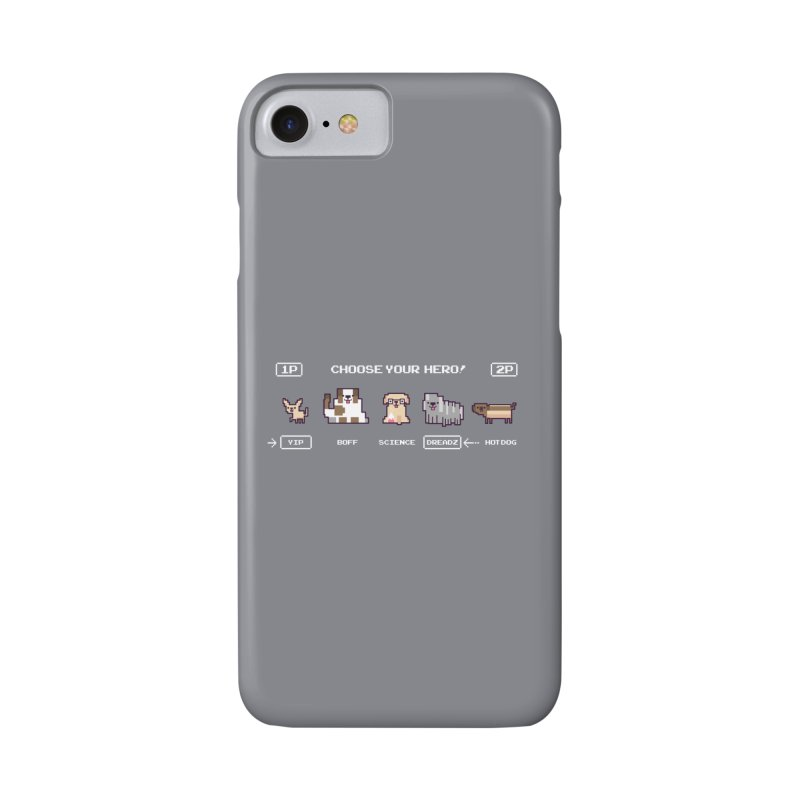 Choose your hero Accessories Phone Case by Randyotter
