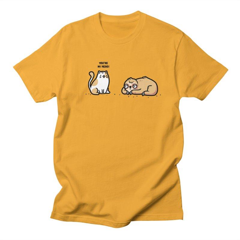 My hero Women's T-Shirt by Randyotter