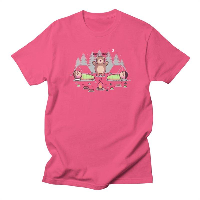 Burritos Women's T-Shirt by Randyotter