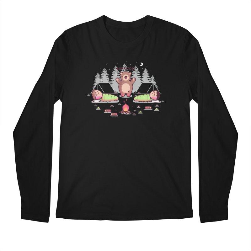Burritos Men's Regular Longsleeve T-Shirt by Randyotter
