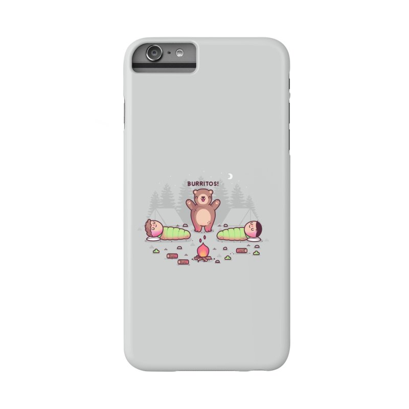 Burritos Accessories Phone Case by Randyotter