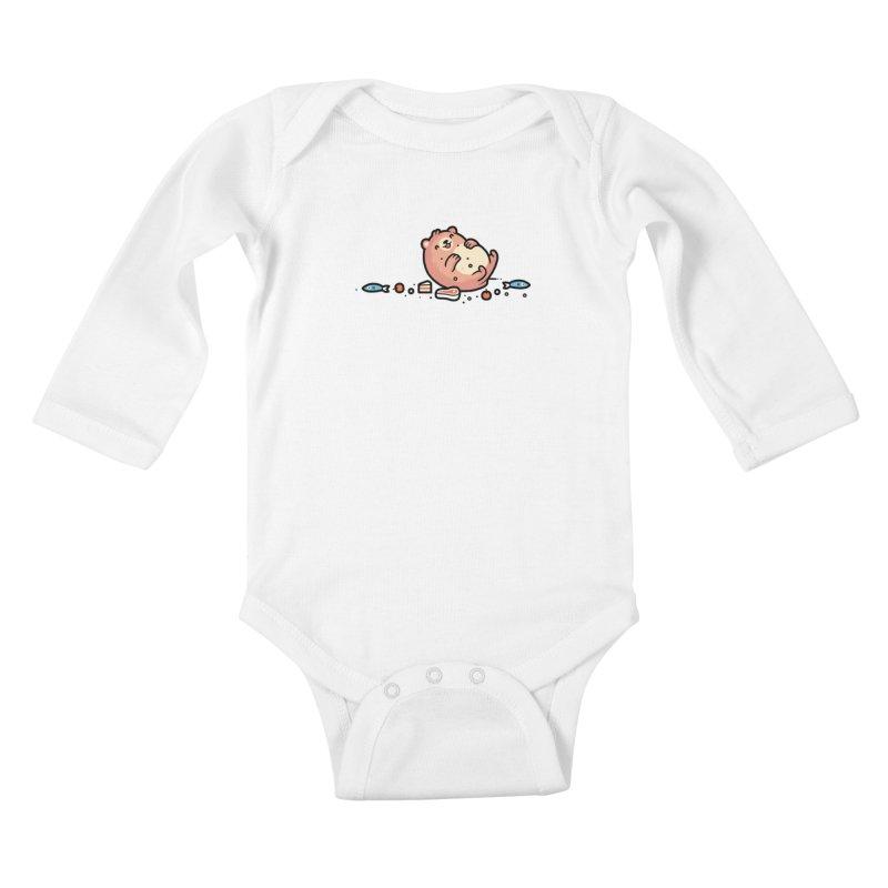 Fullest Kids Baby Longsleeve Bodysuit by Randyotter