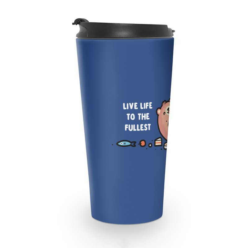 Fullest Accessories Travel Mug by Randyotter