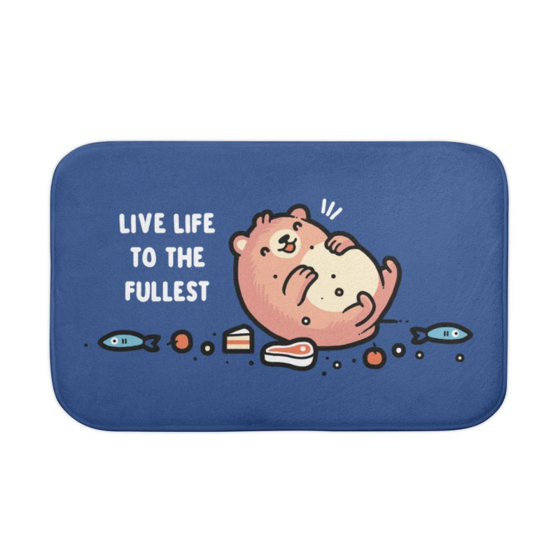 Fullest Home Bath Mat by Randyotter