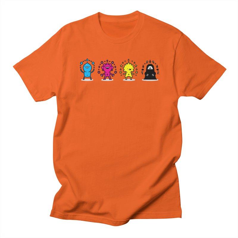 CMYK Women's Regular Unisex T-Shirt by Randyotter