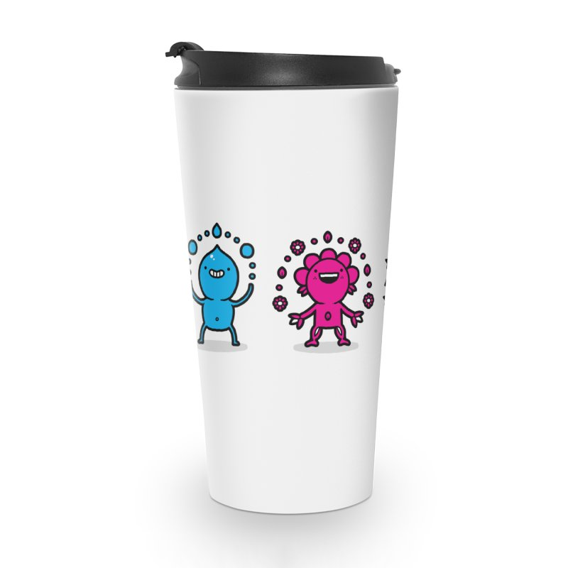 CMYK Accessories Travel Mug by Randyotter