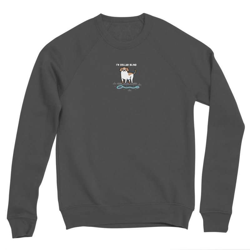 Collar Blind Women's Sponge Fleece Sweatshirt by Randyotter
