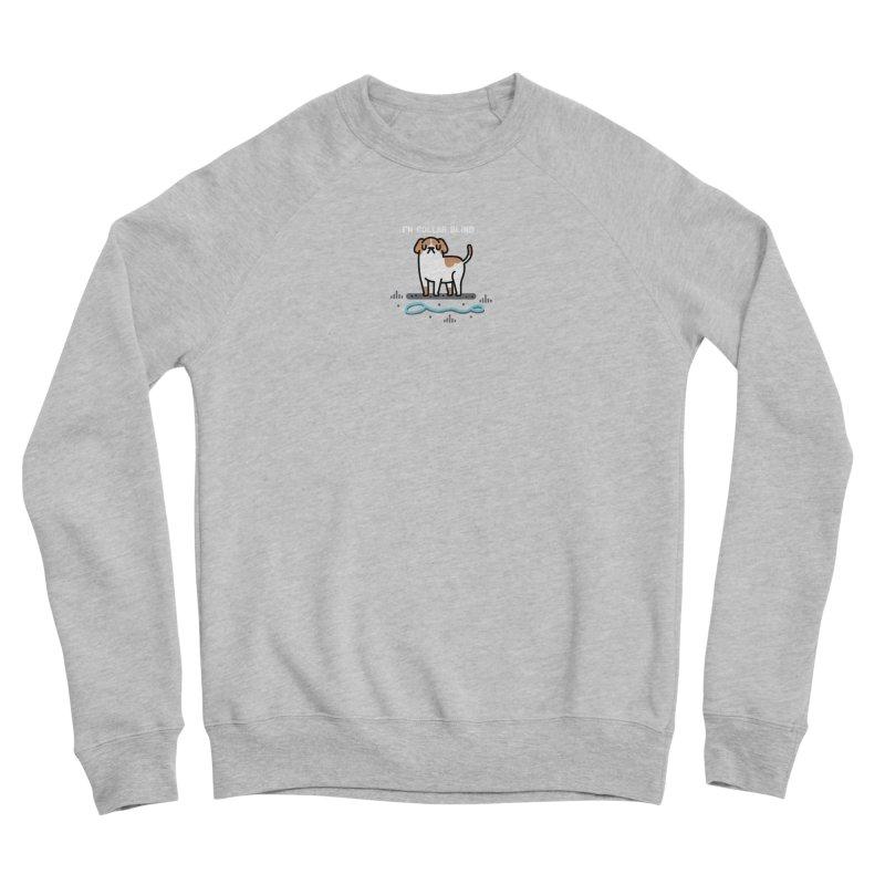 Collar Blind Men's Sponge Fleece Sweatshirt by Randyotter