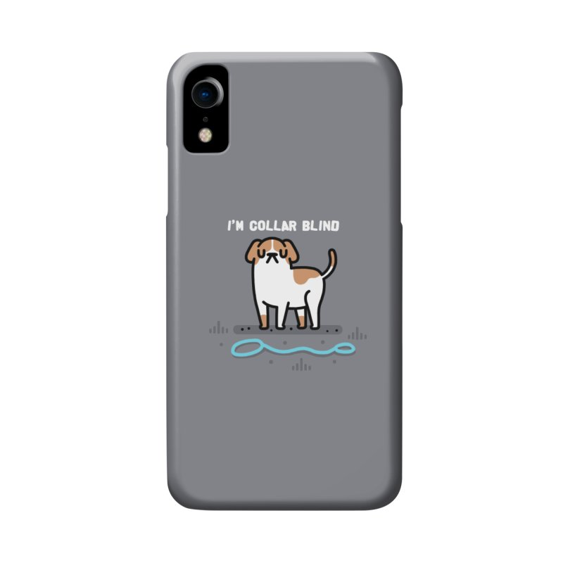 Collar Blind Accessories Phone Case by Randyotter