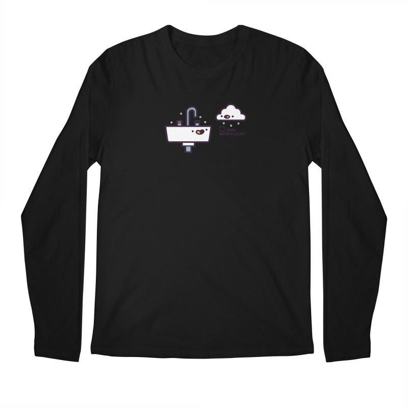 In sync Men's Longsleeve T-Shirt by Randyotter