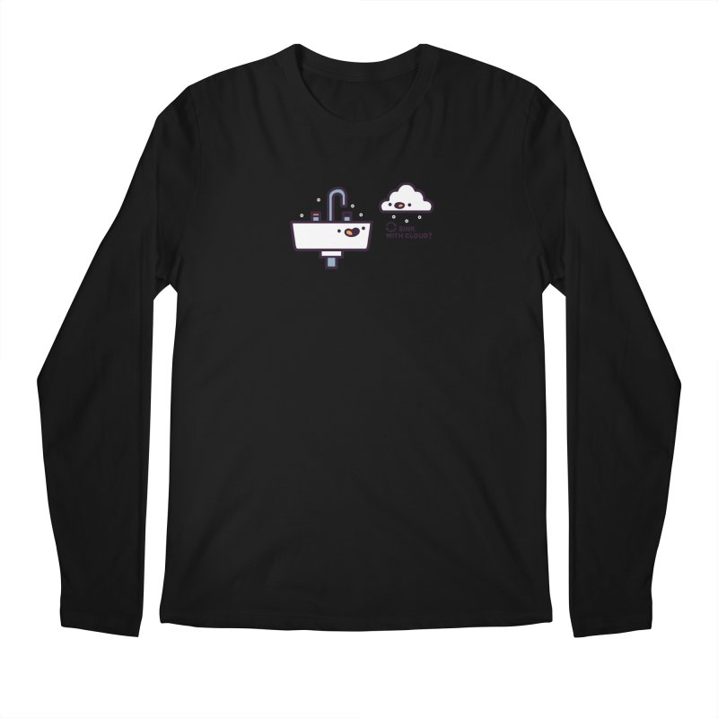 In sync Men's Regular Longsleeve T-Shirt by Randyotter