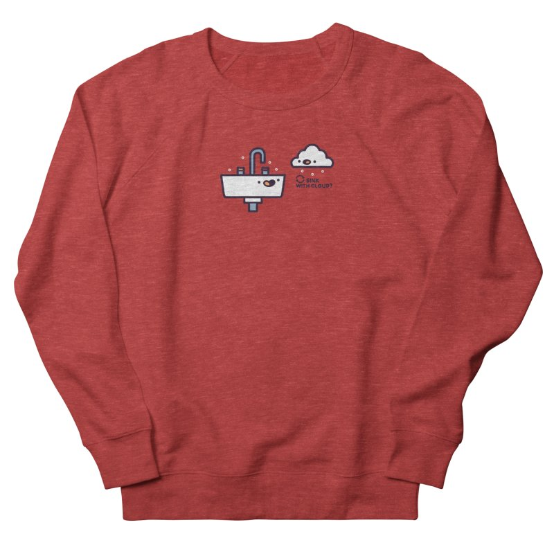 In sync Men's French Terry Sweatshirt by Randyotter