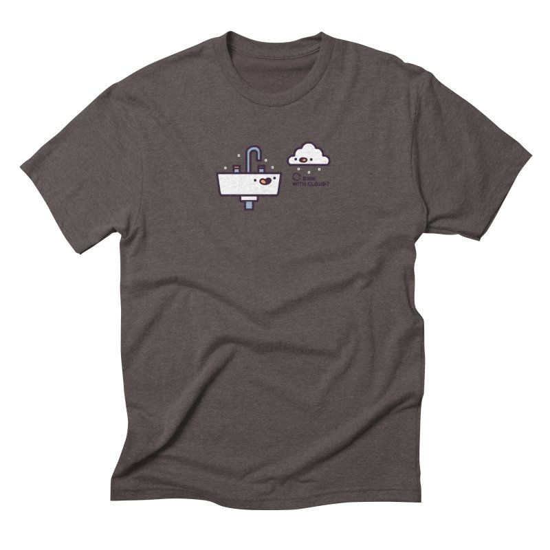 In sync Men's Triblend T-Shirt by Randyotter