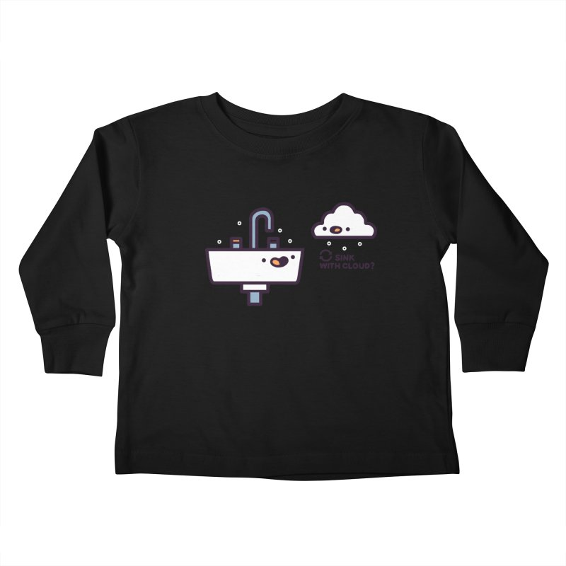 In sync Kids Toddler Longsleeve T-Shirt by Randyotter