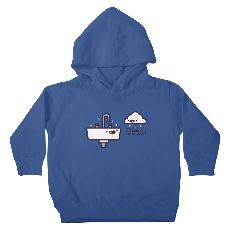 In sync Kids Toddler Pullover Hoody by Randyotter