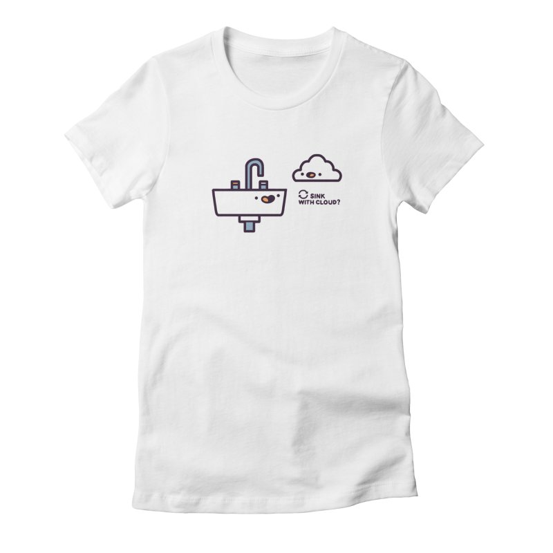 In sync Women's T-Shirt by Randyotter