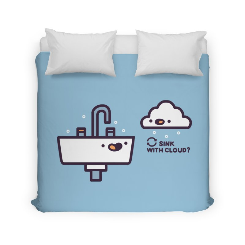 In sync Home Duvet by Randyotter