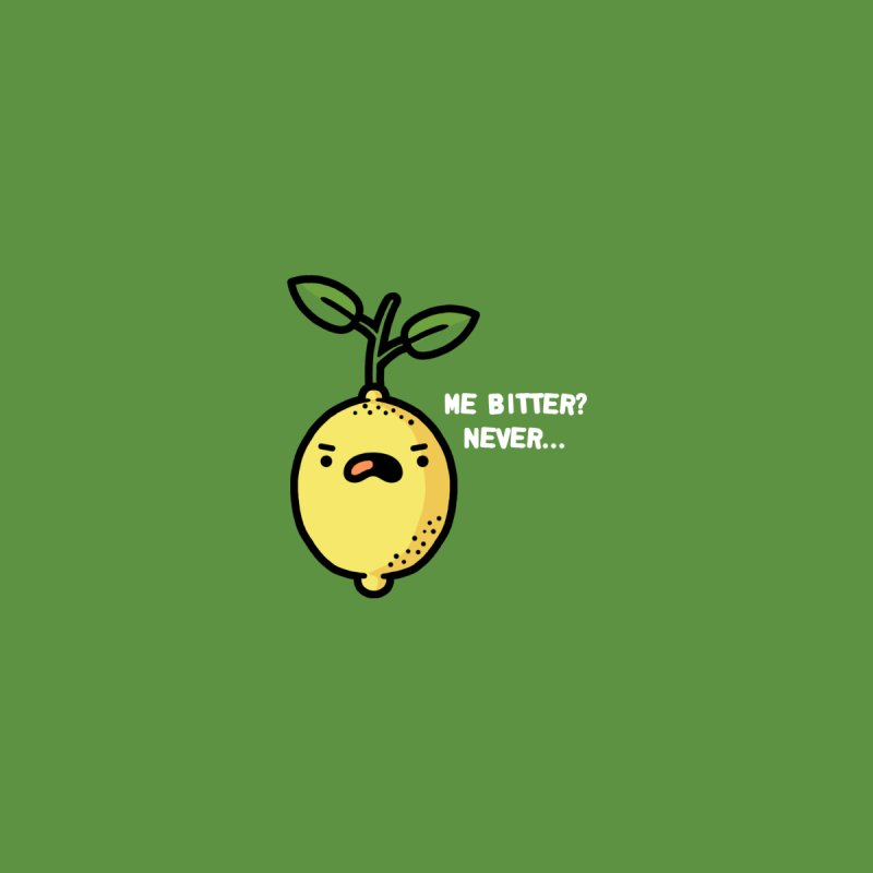 Bitter Men's T-Shirt by Randyotter