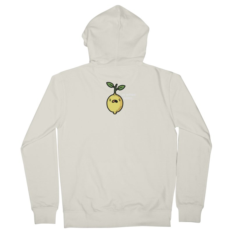 Bitter Women's French Terry Zip-Up Hoody by Randyotter