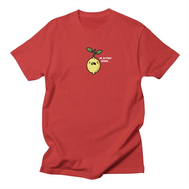 Bitter Women's Regular Unisex T-Shirt by Randyotter