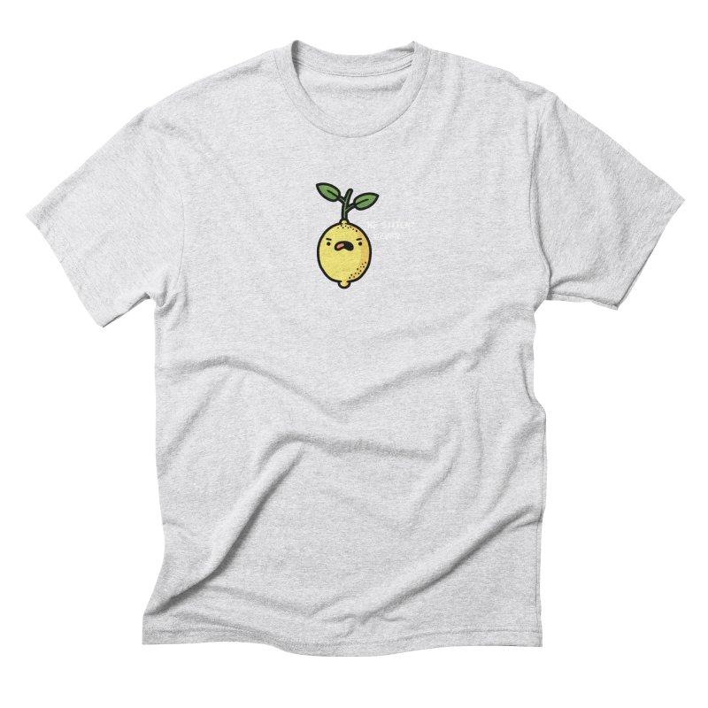 Bitter Men's Triblend T-Shirt by Randyotter
