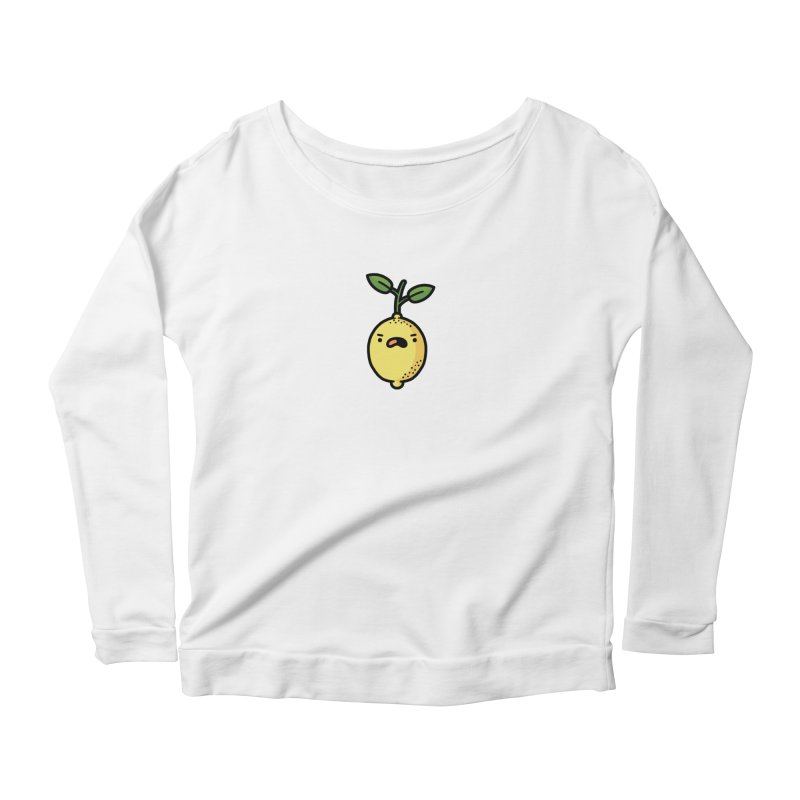 Bitter Women's Scoop Neck Longsleeve T-Shirt by Randyotter