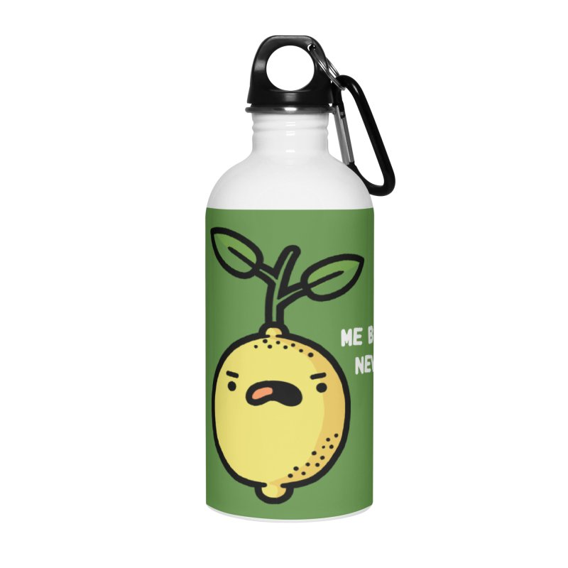 Bitter Accessories Water Bottle by Randyotter