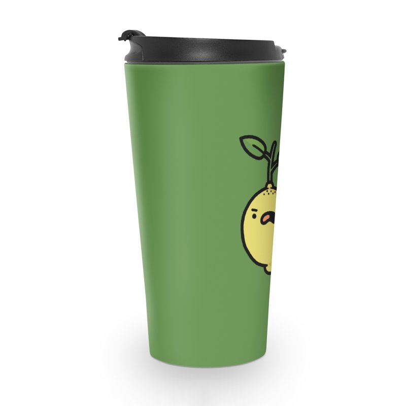 Bitter Accessories Travel Mug by Randyotter
