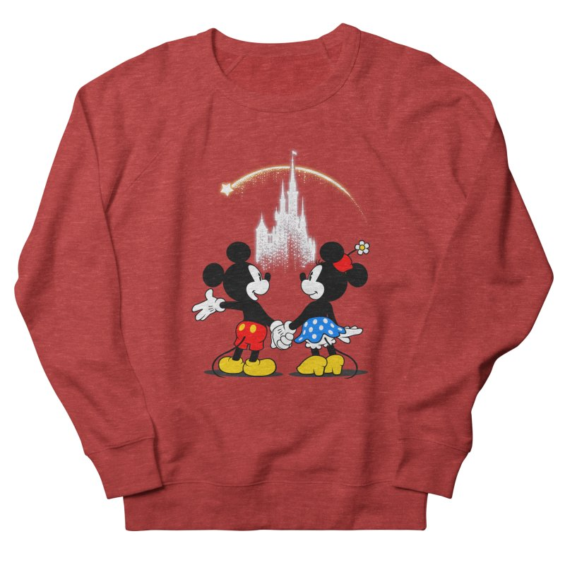 Making Wishes Come True Women's Sweatshirt by Randy van der Vlag's Shop