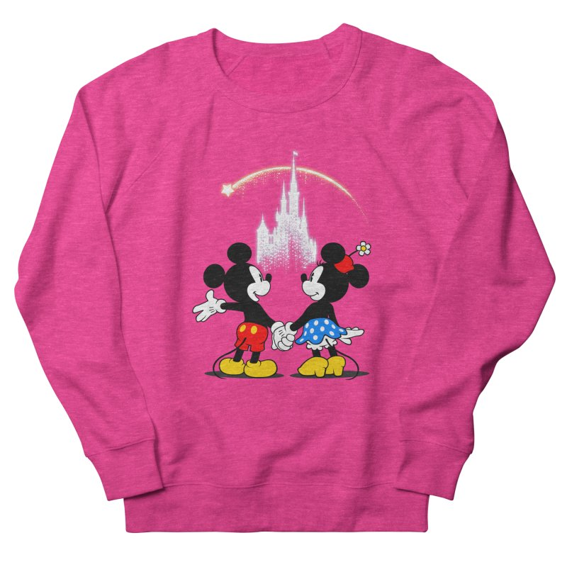Making Wishes Come True Women's Sweatshirt by Randy van der Vlag's Shop