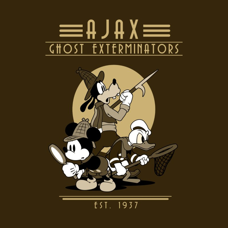 Ghost Exterminators by Randy van der Vlag's Shop