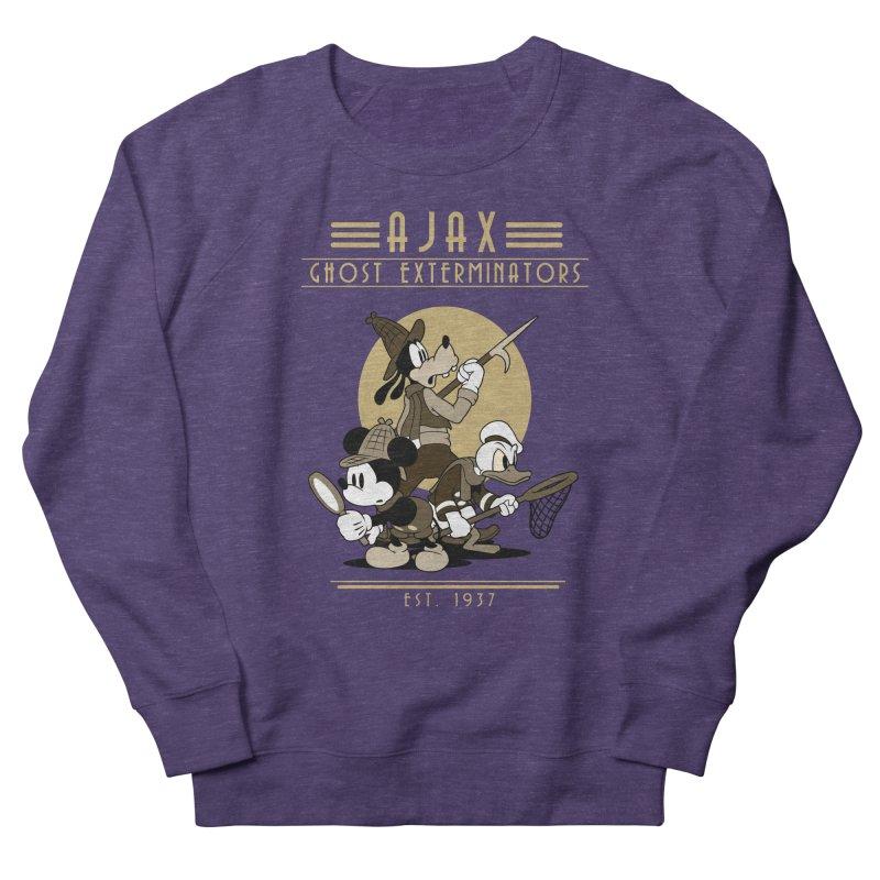 Ghost Exterminators Women's Sweatshirt by Randy van der Vlag's Shop