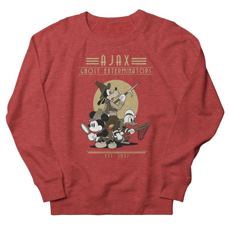 Ghost Exterminators Men's Sweatshirt by Randy van der Vlag's Shop